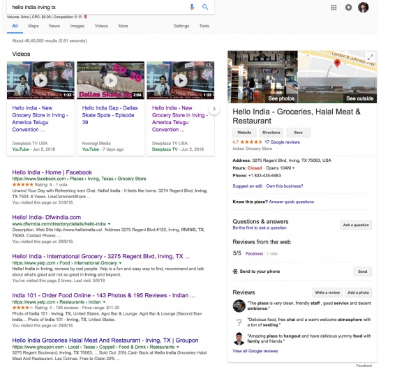 What is Local SEO Guide 2019