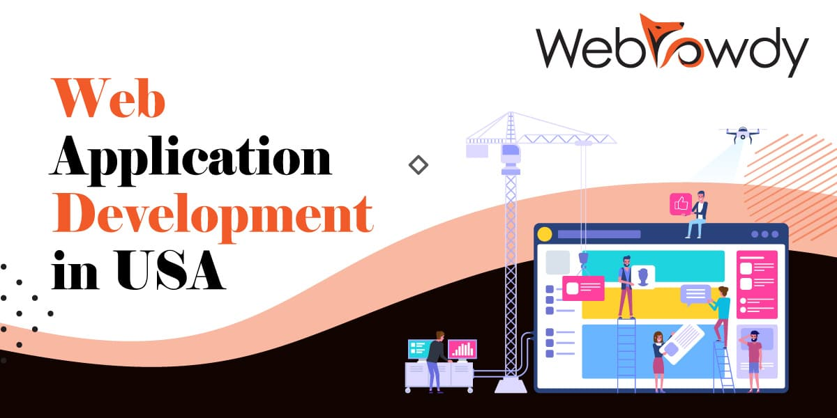 ecommerce development services,web application development in USA